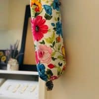 Easy to Sew Plastic Bag Dispenser