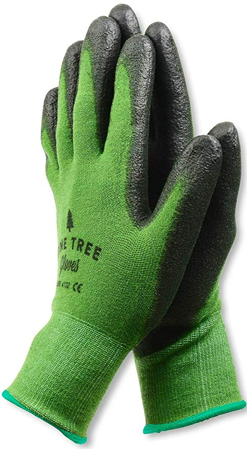 Pine Tree Tools Bamboo Working Gloves for Women and Men. Ultimate Barehand Sensitivity Work Glove for Gardening, Fishing, Clamming, Restoration Work & More. S, M, L, XL, XXL (1 Pack M)…
