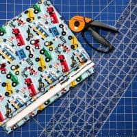 How to Quickly Square Up Fabric Before Cutting