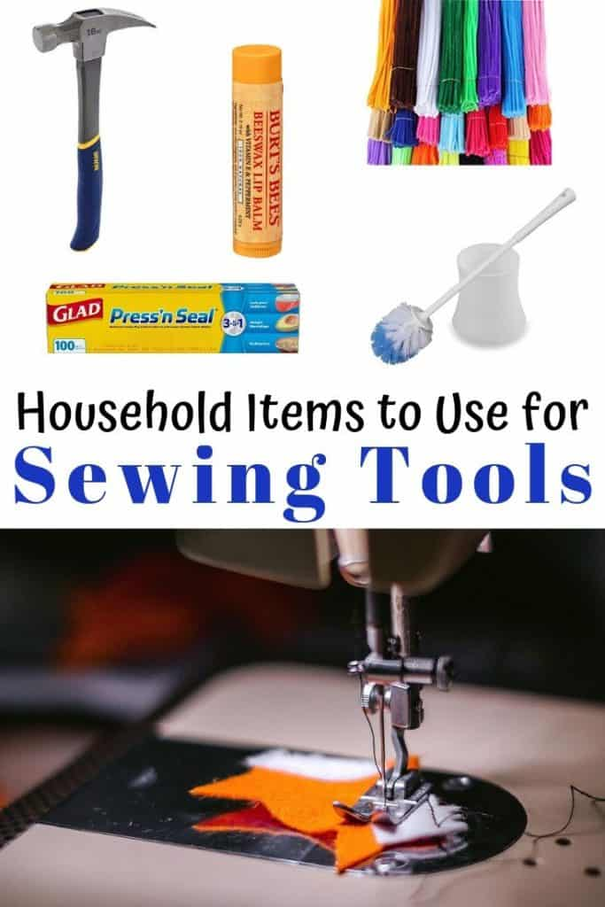 Household Items for Sewing