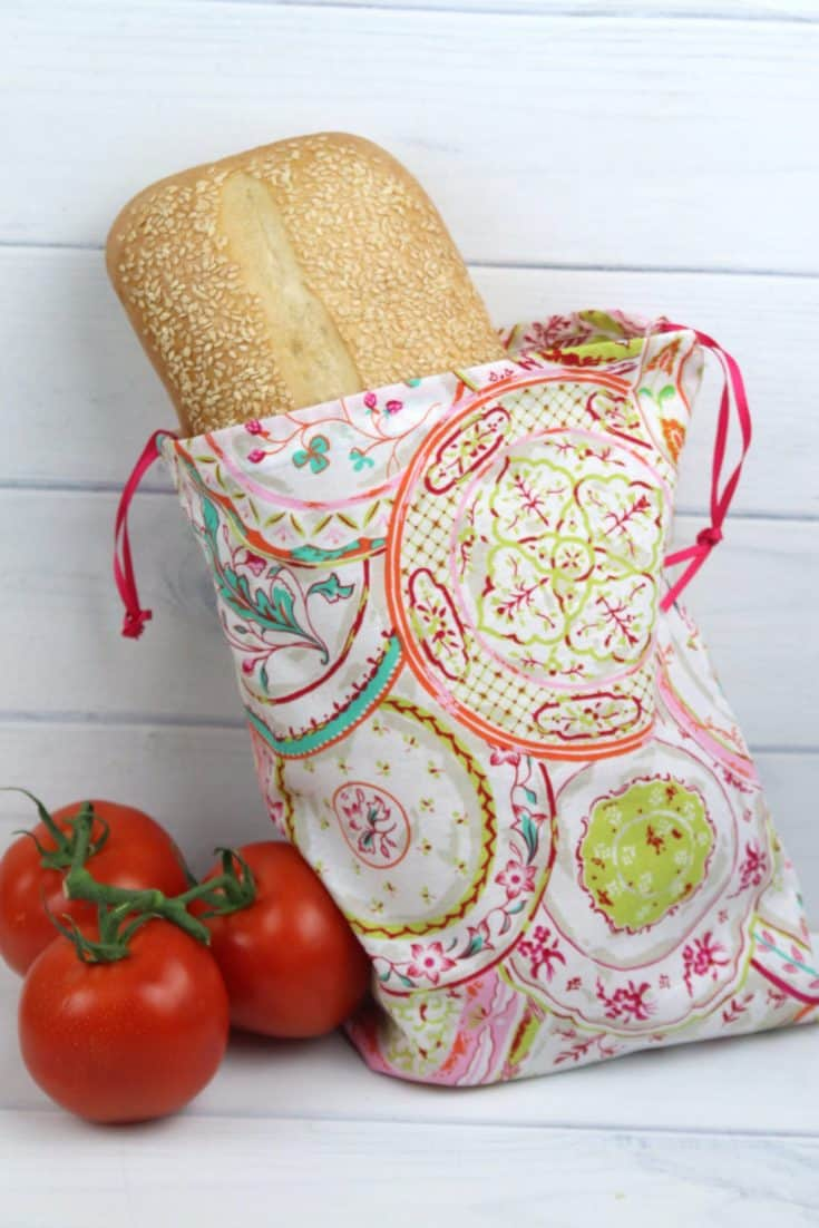 Reusable Produce Bag Sewing Pattern