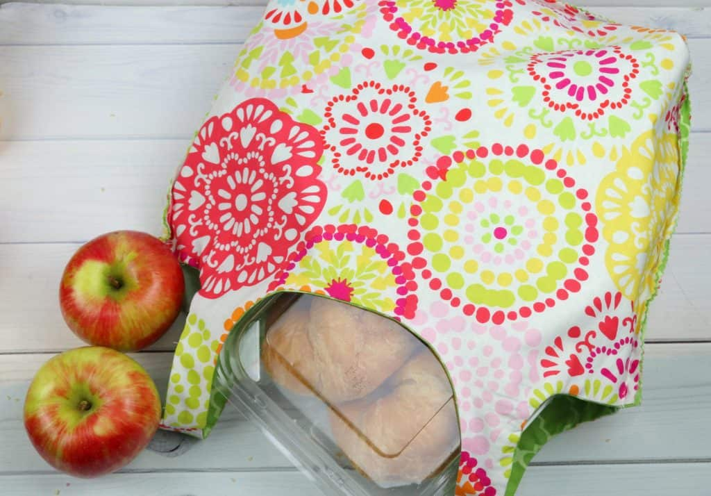 Reversible Shopping Bag Sewing DIY