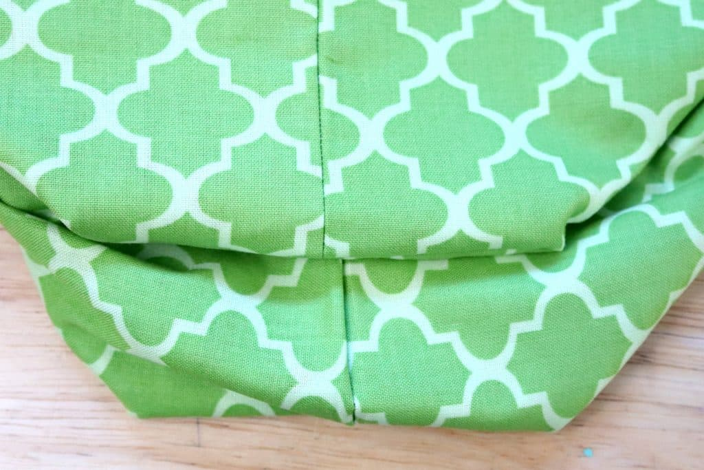 Reversible Shopping Bag Step 11