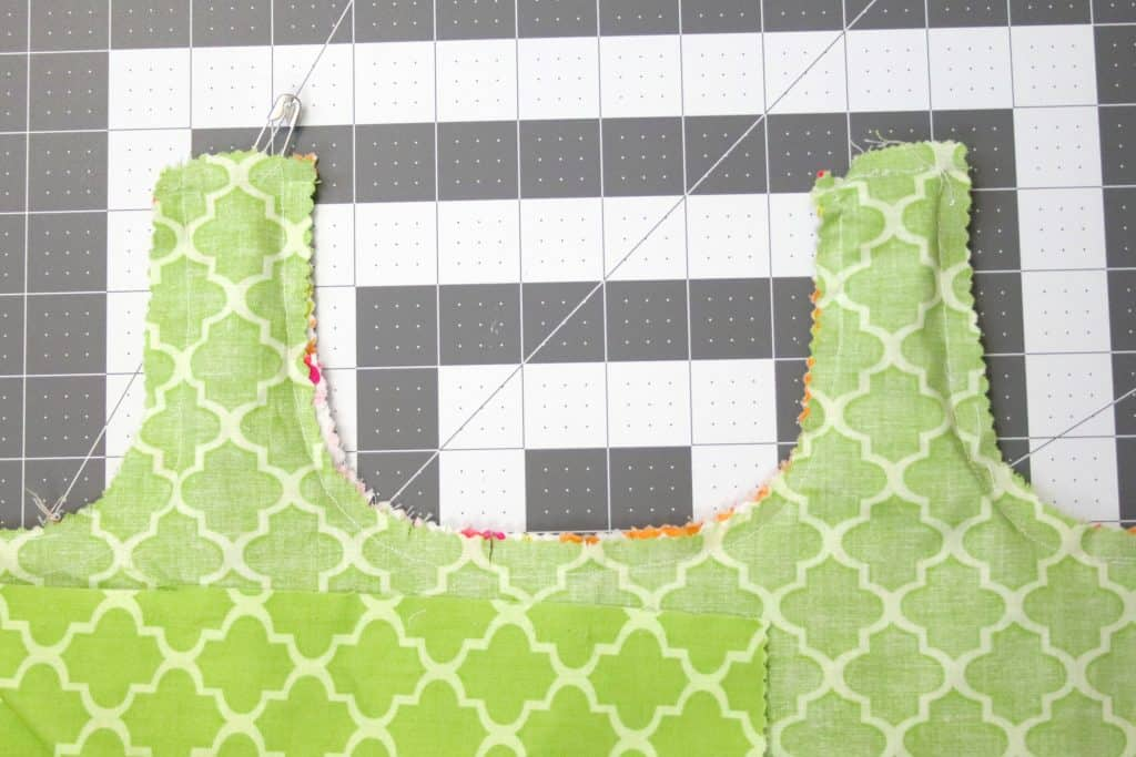 Reversible Shopping Bag Step 6