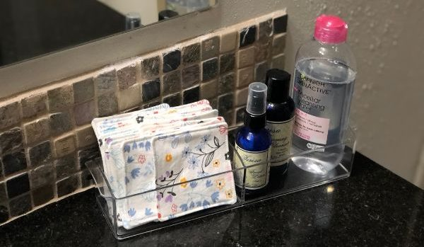 DIY Reusable Makeup Removers Sewing Project