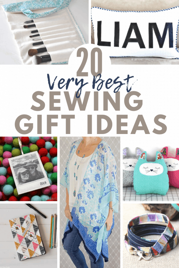 Easy Sewing Gifts to Make