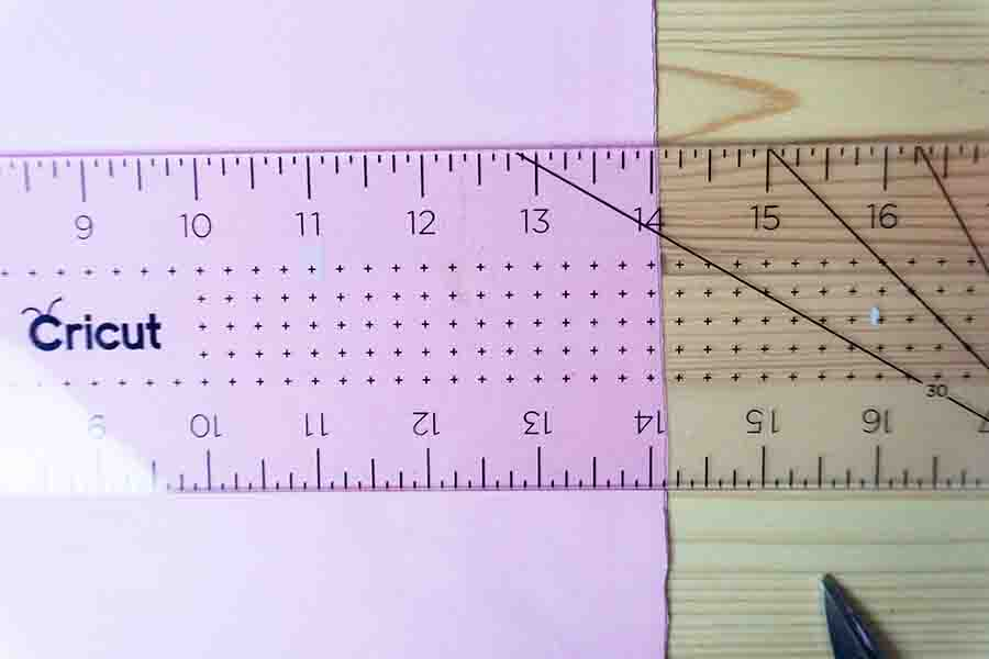Measure Pillow Fabric
