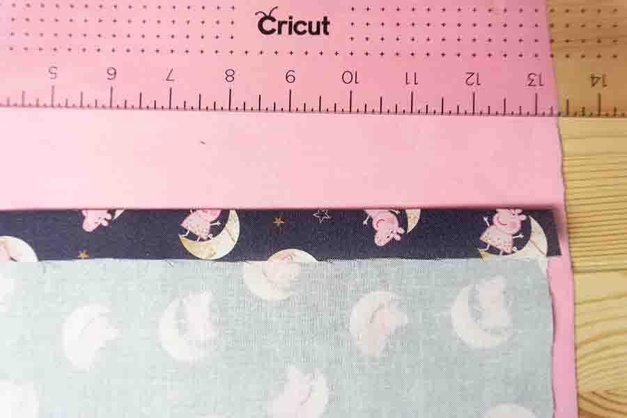Measure Pocket Fabric