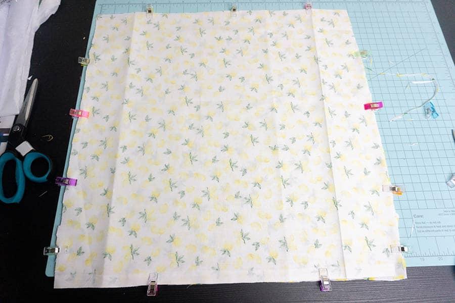 Clip Cut Fabric