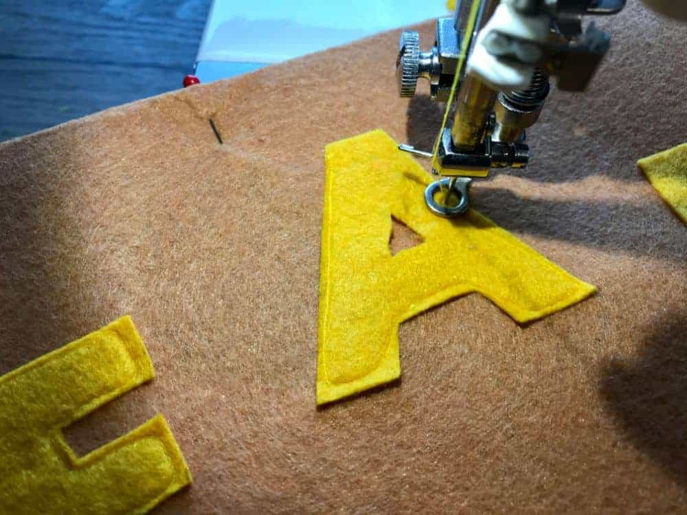 sew using free-motion sewing