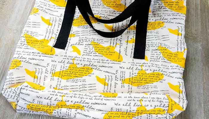 How To Sew A Tote Bag Featured Image