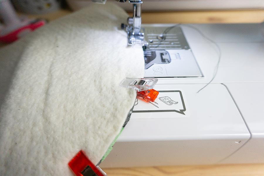 Clip and Sew