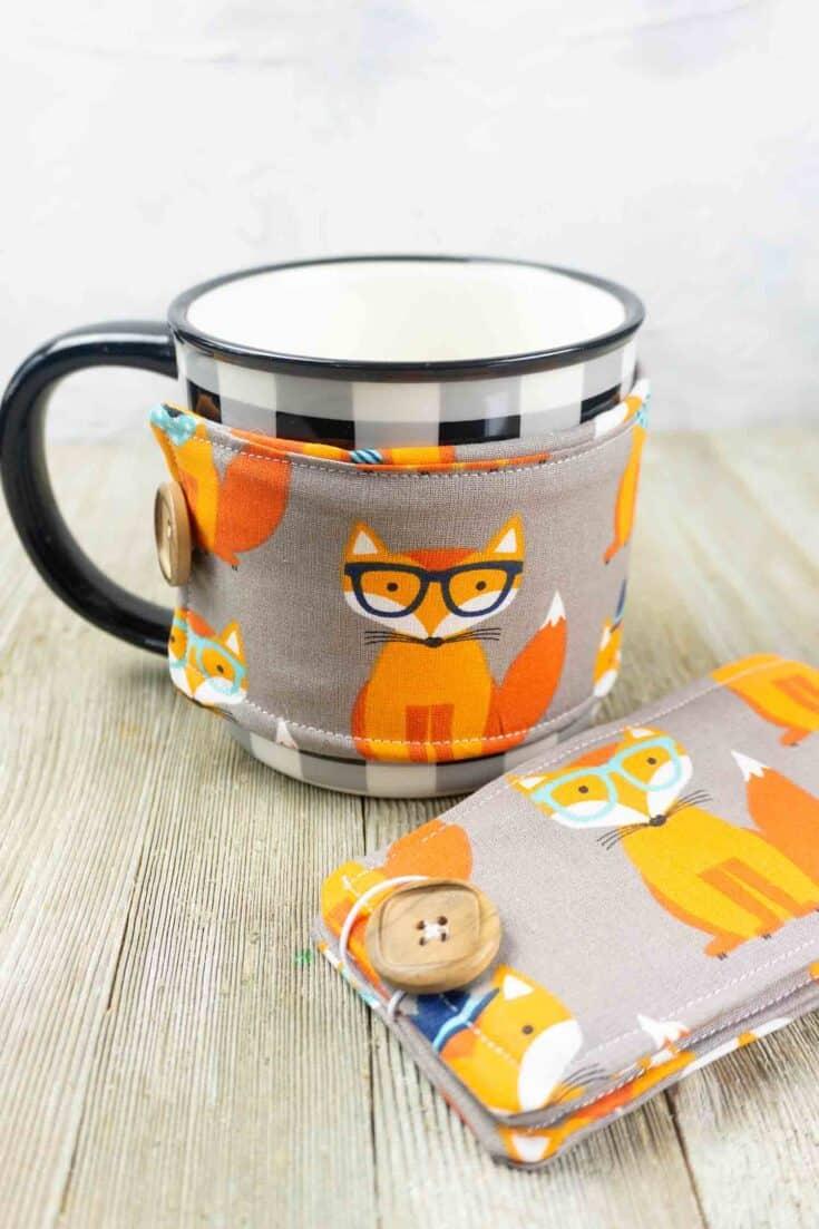 Coffee Mug Cozy Create card