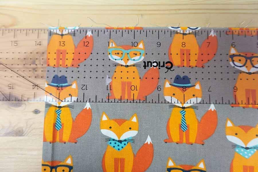 Measure fabrics and wrap n zap