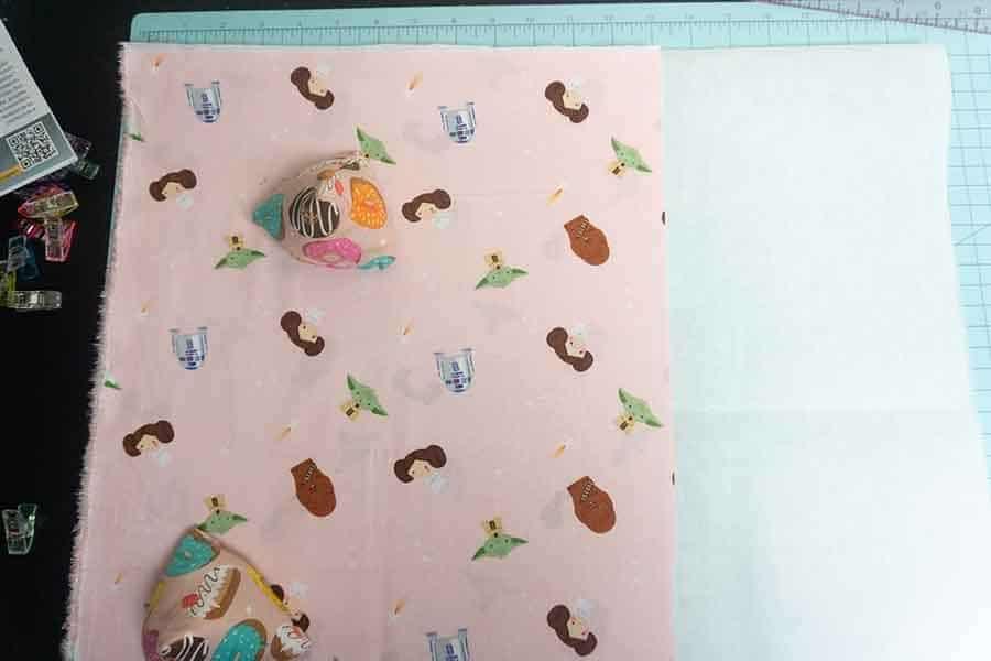 Layout and measure fabrics