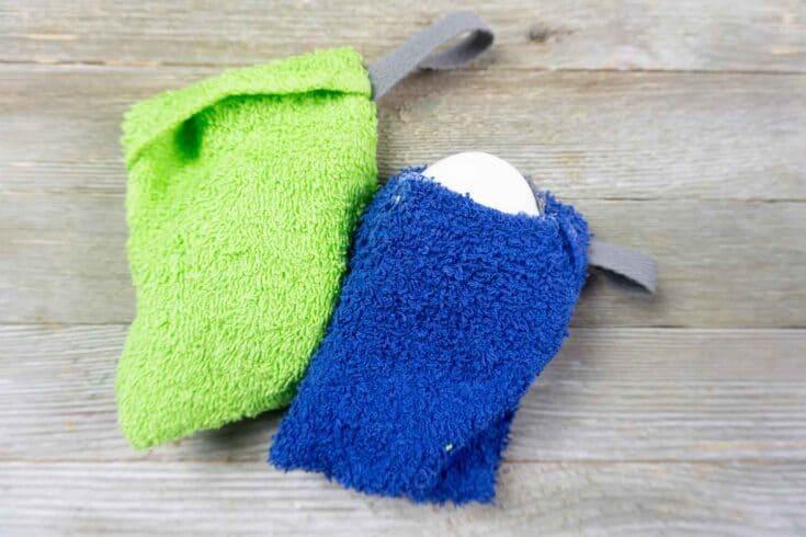 Soap Saver Bags Create Card