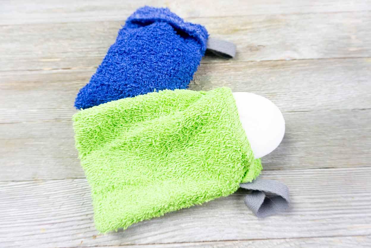 Soap saver bags